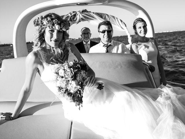 La boda de Fran y Ainoa en Santiago De La Ribera, Murcia 59
