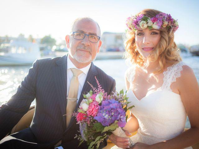 La boda de Fran y Ainoa en Santiago De La Ribera, Murcia 63