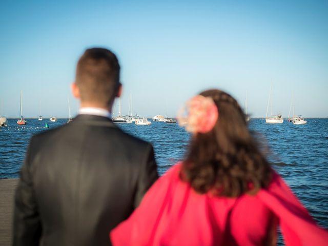 La boda de Fran y Ainoa en Santiago De La Ribera, Murcia 66