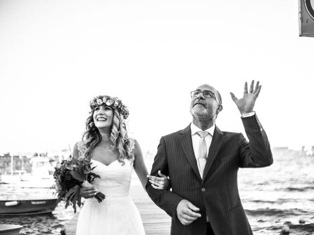 La boda de Fran y Ainoa en Santiago De La Ribera, Murcia 71