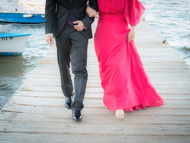 La boda de Fran y Ainoa en Santiago De La Ribera, Murcia 73