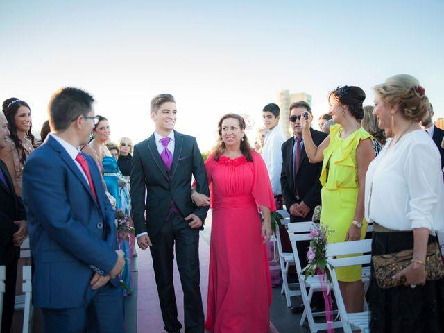 La boda de Fran y Ainoa en Santiago De La Ribera, Murcia 74