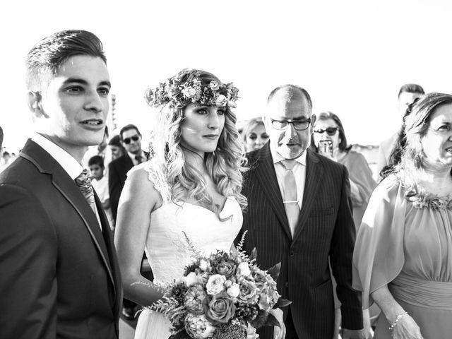 La boda de Fran y Ainoa en Santiago De La Ribera, Murcia 75