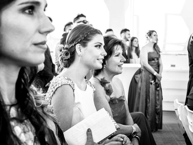La boda de Fran y Ainoa en Santiago De La Ribera, Murcia 76