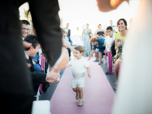 La boda de Fran y Ainoa en Santiago De La Ribera, Murcia 78