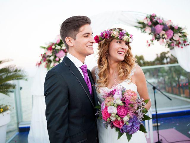 La boda de Fran y Ainoa en Santiago De La Ribera, Murcia 82