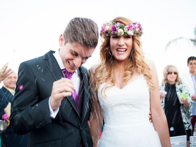 La boda de Fran y Ainoa en Santiago De La Ribera, Murcia 83