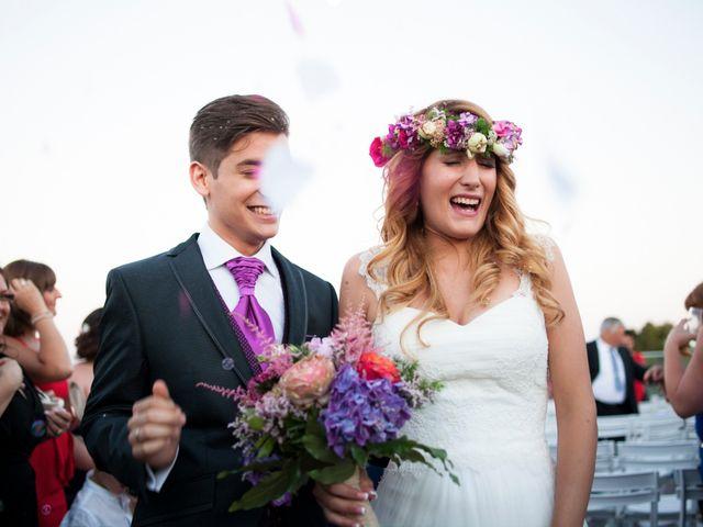 La boda de Fran y Ainoa en Santiago De La Ribera, Murcia 84