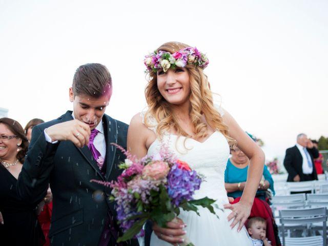 La boda de Fran y Ainoa en Santiago De La Ribera, Murcia 85