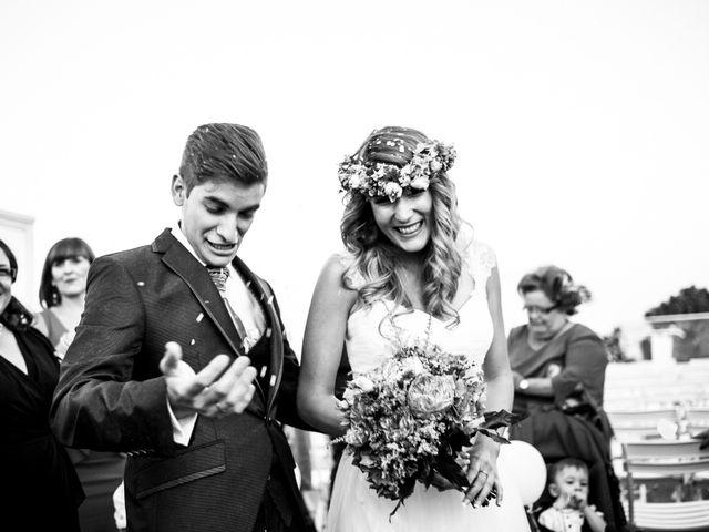 La boda de Fran y Ainoa en Santiago De La Ribera, Murcia 86