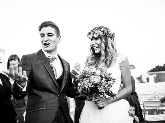 La boda de Fran y Ainoa en Santiago De La Ribera, Murcia 87