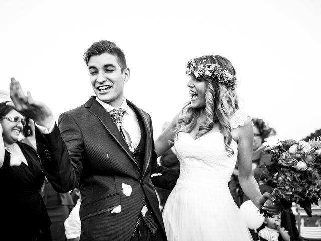 La boda de Fran y Ainoa en Santiago De La Ribera, Murcia 88
