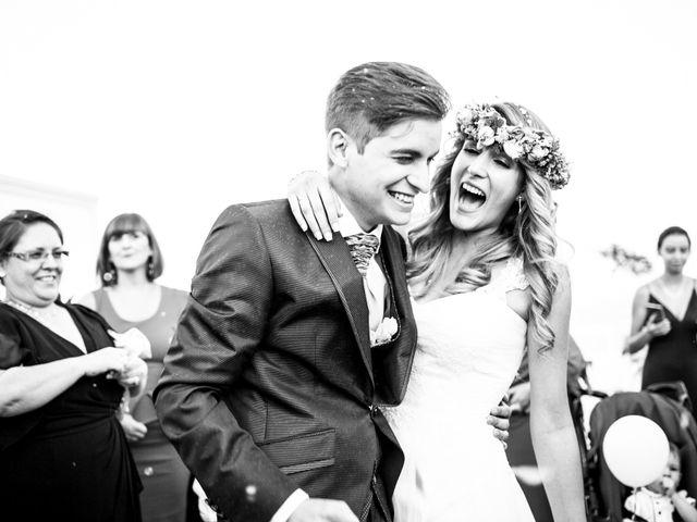 La boda de Fran y Ainoa en Santiago De La Ribera, Murcia 89
