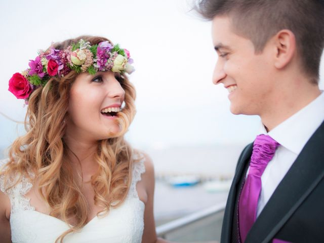 La boda de Fran y Ainoa en Santiago De La Ribera, Murcia 92