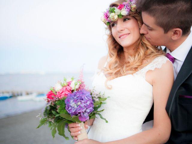 La boda de Fran y Ainoa en Santiago De La Ribera, Murcia 94