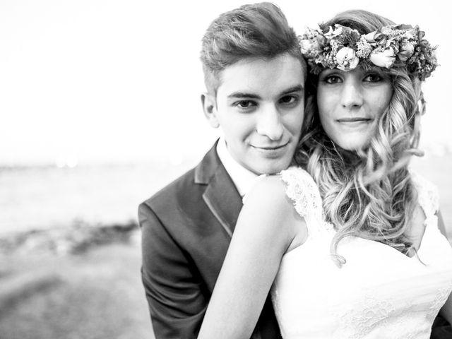 La boda de Fran y Ainoa en Santiago De La Ribera, Murcia 96