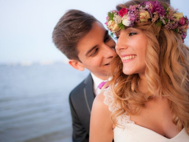 La boda de Fran y Ainoa en Santiago De La Ribera, Murcia 99