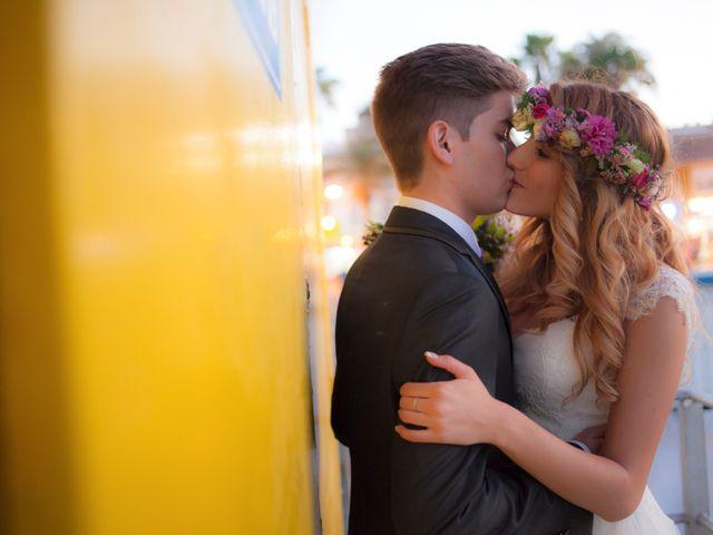 La boda de Fran y Ainoa en Santiago De La Ribera, Murcia 100
