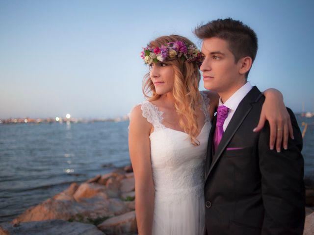 La boda de Fran y Ainoa en Santiago De La Ribera, Murcia 105