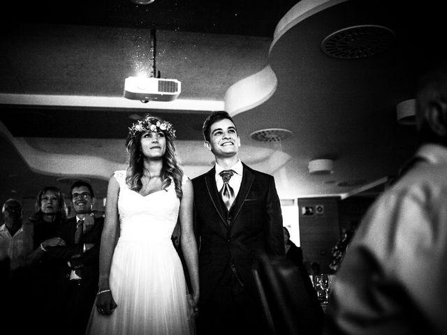 La boda de Fran y Ainoa en Santiago De La Ribera, Murcia 108