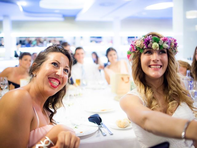La boda de Fran y Ainoa en Santiago De La Ribera, Murcia 111