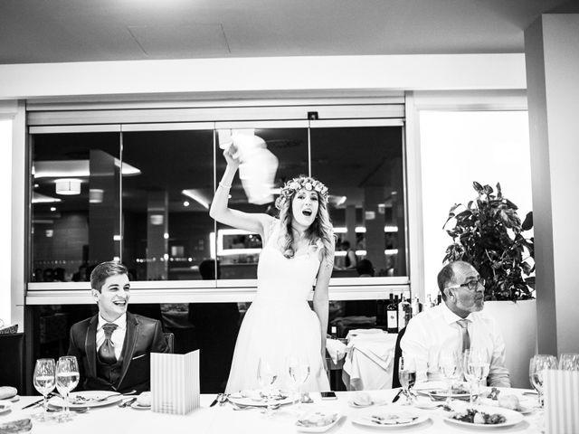 La boda de Fran y Ainoa en Santiago De La Ribera, Murcia 114