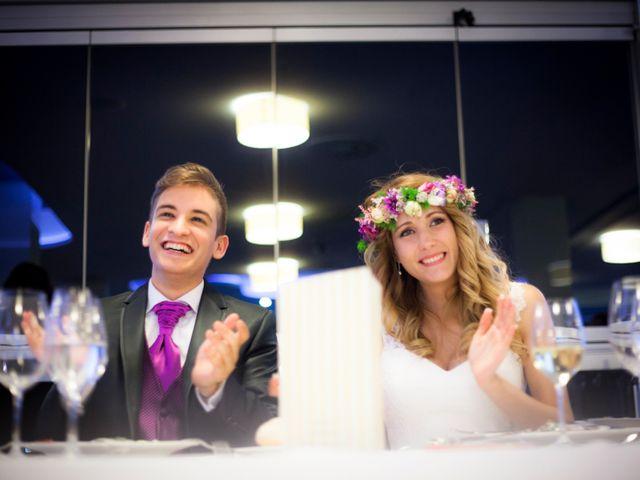 La boda de Fran y Ainoa en Santiago De La Ribera, Murcia 116