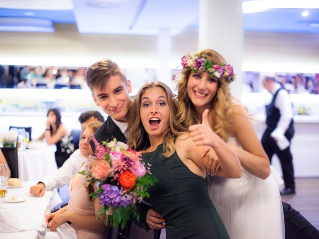La boda de Fran y Ainoa en Santiago De La Ribera, Murcia 120
