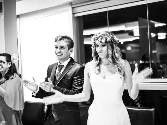 La boda de Fran y Ainoa en Santiago De La Ribera, Murcia 122