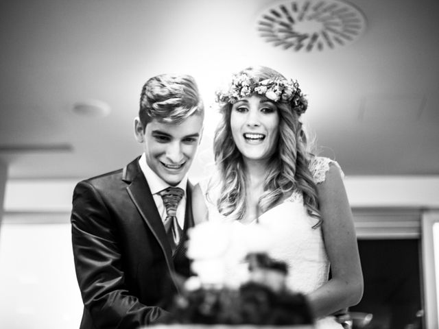 La boda de Fran y Ainoa en Santiago De La Ribera, Murcia 123