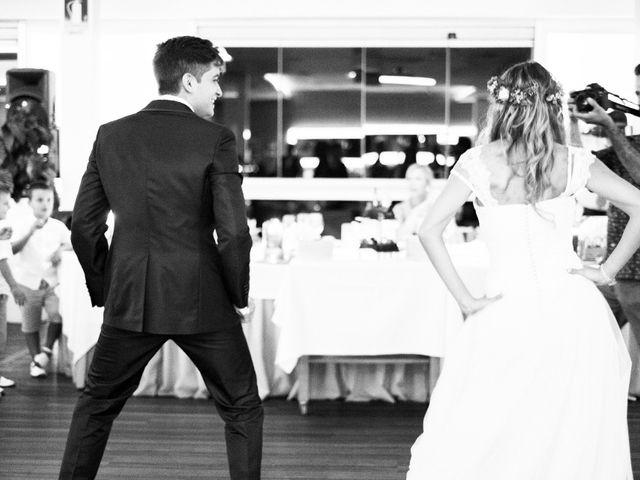 La boda de Fran y Ainoa en Santiago De La Ribera, Murcia 125