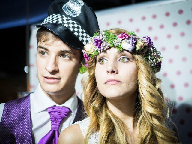 La boda de Fran y Ainoa en Santiago De La Ribera, Murcia 131