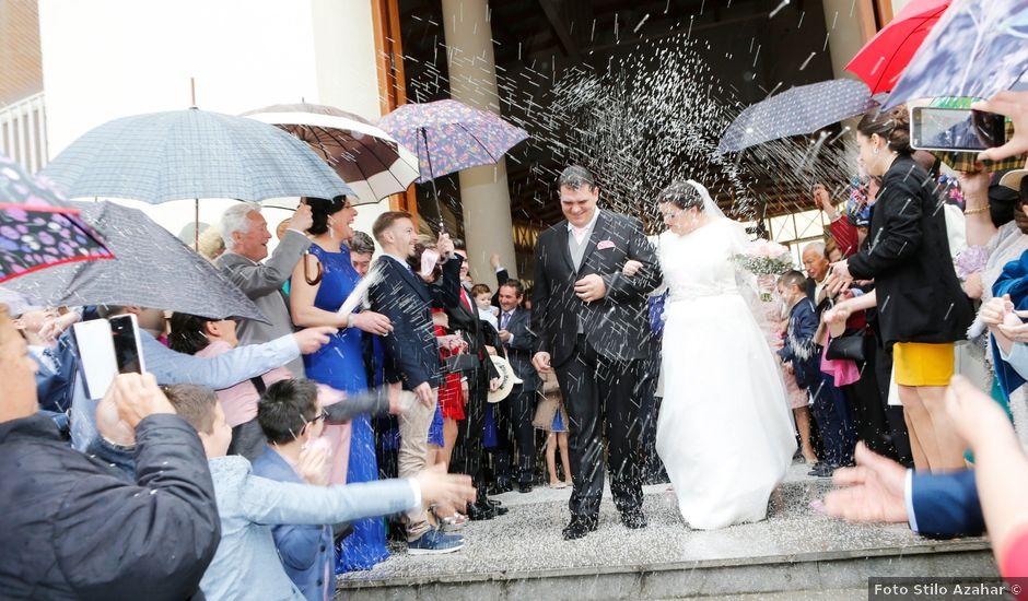 La boda de Miguel y Aurora en Utrera, Sevilla