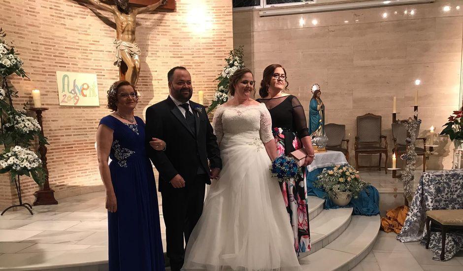 La boda de Sergio y Anna  en Sueca, Valencia