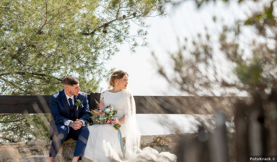 La boda de Cheito y Laura en Granada, Granada