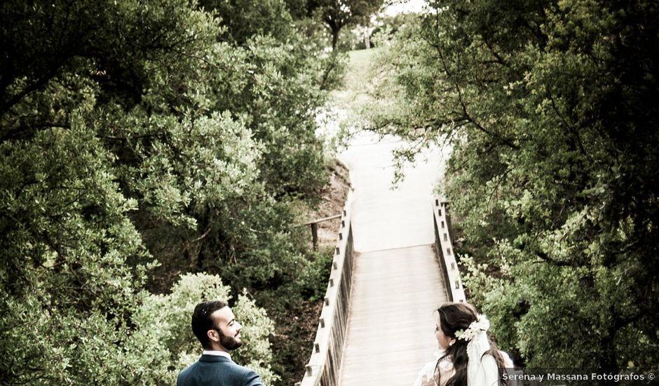 La boda de Antonio y Andrea en Guadalajara, Guadalajara