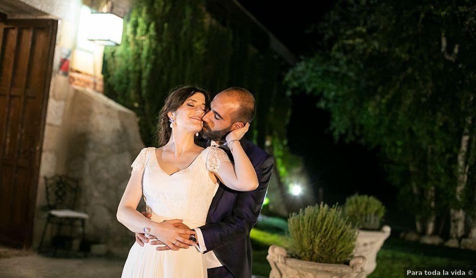 La boda de Jose y Gema en Collado Villalba, Madrid