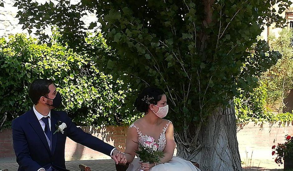La boda de Aitor y Aida en Premia De Dalt, Barcelona