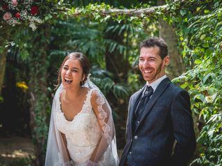 La boda de Aitana y Lluis