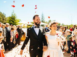 La boda de Laia  y George