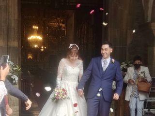 La boda de Sheyla  y Héctor