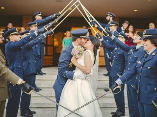 La boda de Ángela  y Borja