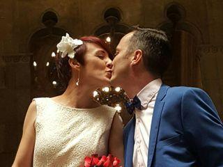 La boda de Tana y Emilien 1