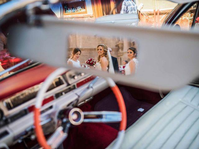 La boda de Emilio y Beatriz en Molina De Segura, Murcia 13