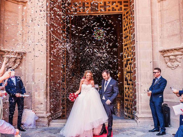 La boda de Emilio y Beatriz en Molina De Segura, Murcia 17