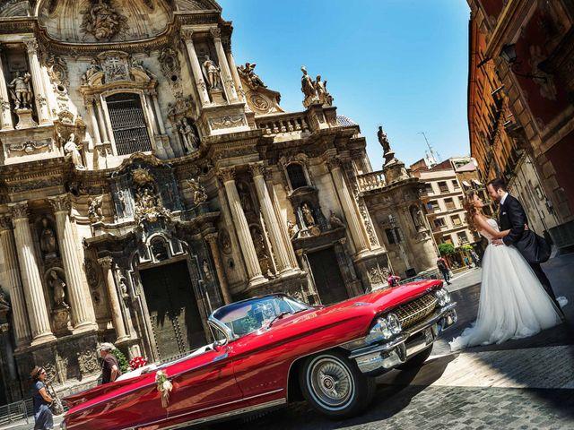 La boda de Emilio y Beatriz en Molina De Segura, Murcia 19