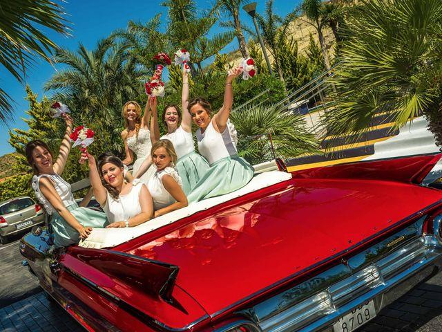 La boda de Emilio y Beatriz en Molina De Segura, Murcia 1