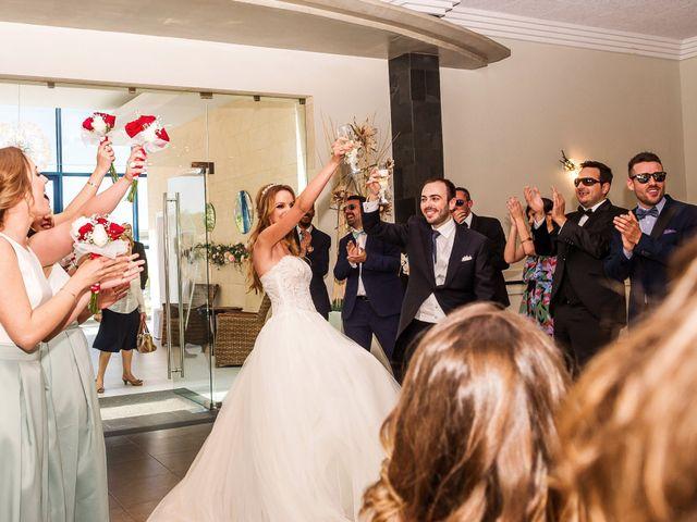 La boda de Emilio y Beatriz en Molina De Segura, Murcia 21