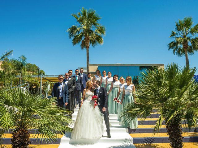 La boda de Emilio y Beatriz en Molina De Segura, Murcia 22