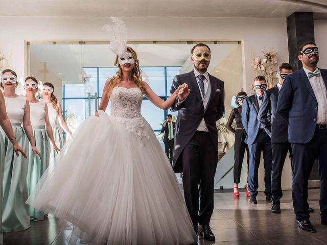 La boda de Emilio y Beatriz en Molina De Segura, Murcia 24